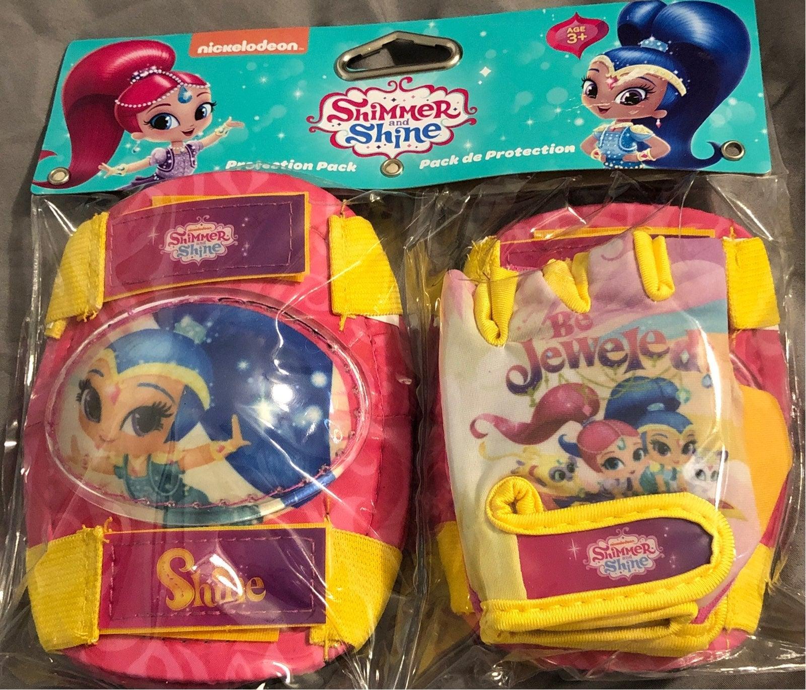 Shimmer & Shine Kids Protective Gear