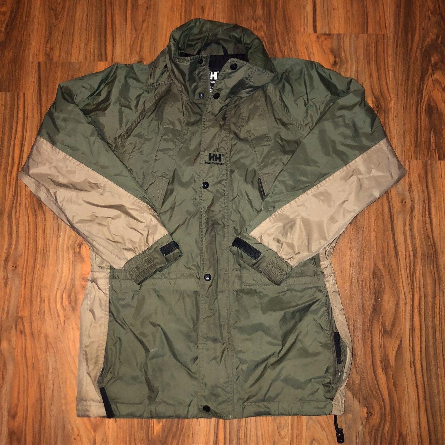 Helly Hansen windbreaker Jacket