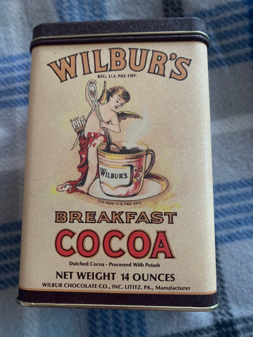 Wilbur's Chocolate Collectible Tin