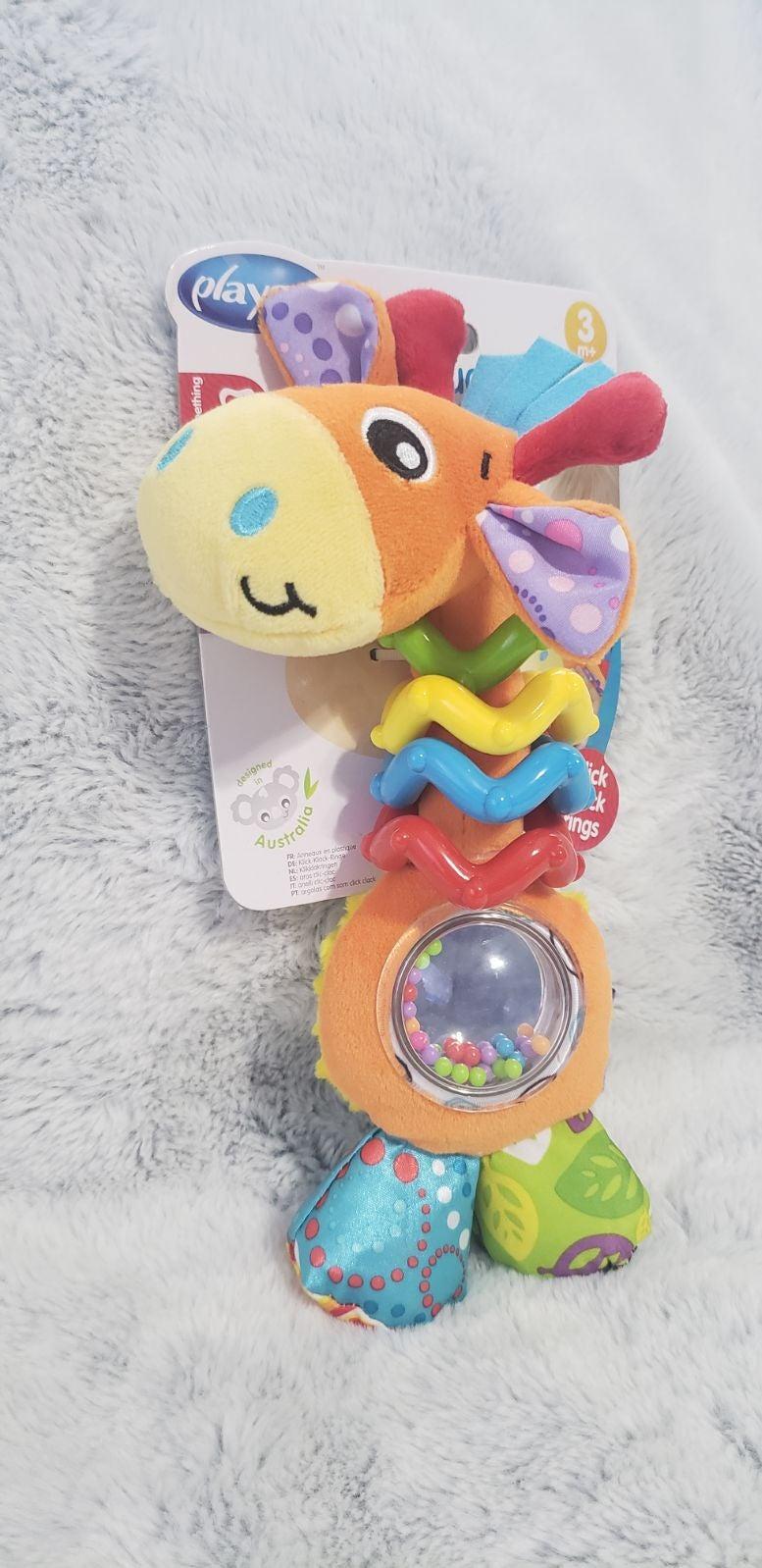 Giraffe baby toys
