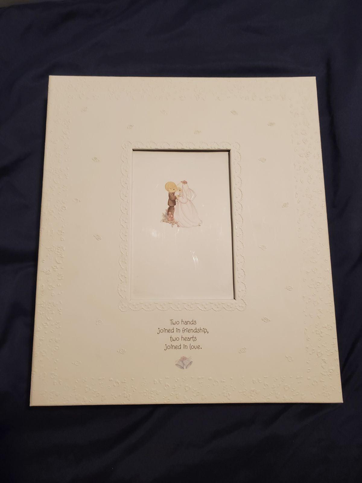 precious moments album/scrapbook