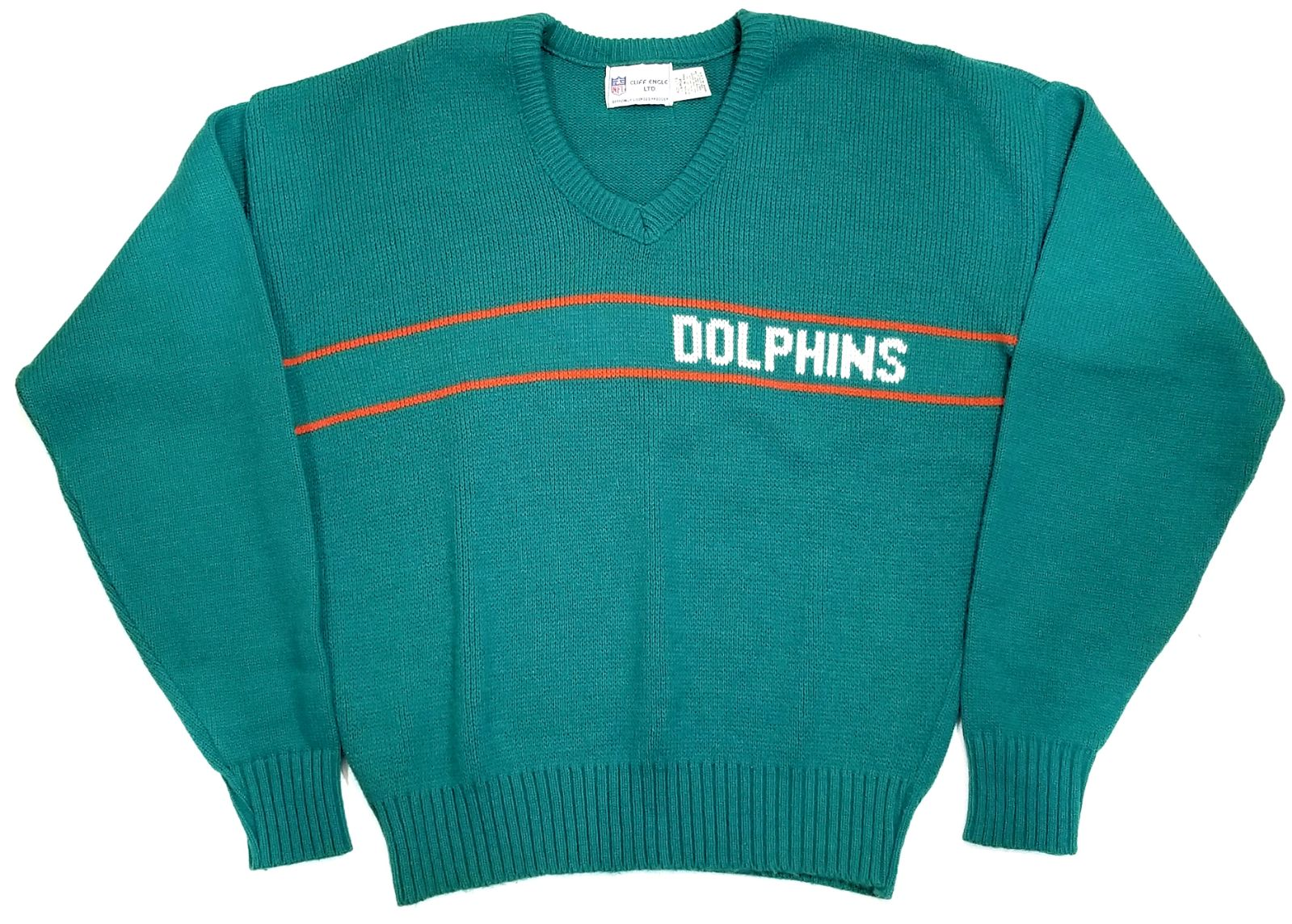 Miami Dolphins Vintage 80s Sweater