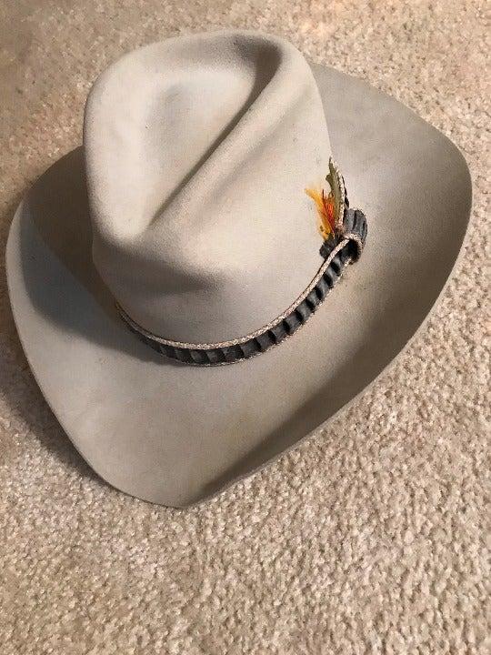 Western cowboy EDDY Hat Size 6 3/4