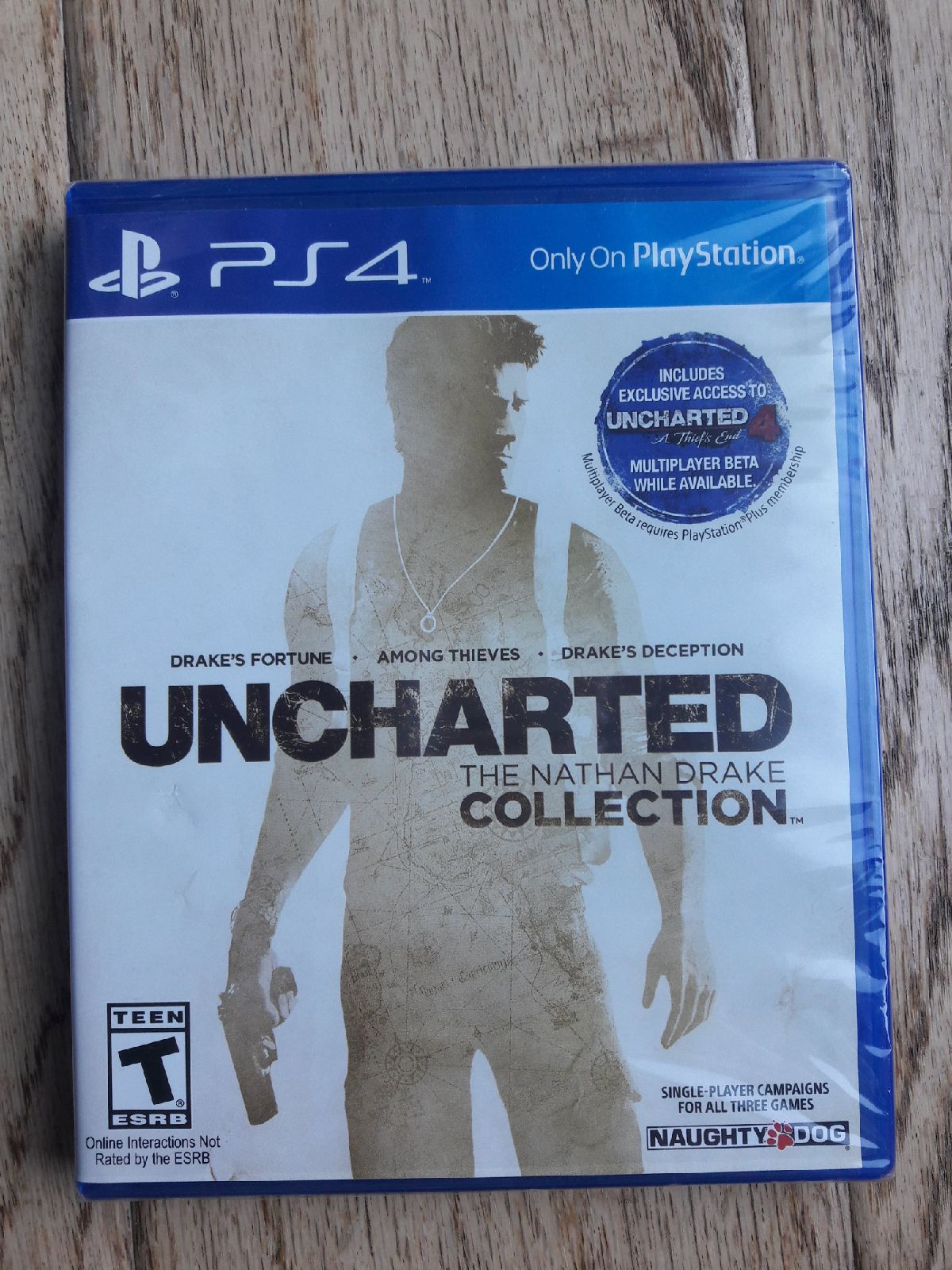 Uncharted: The Nathan Drake Collection o