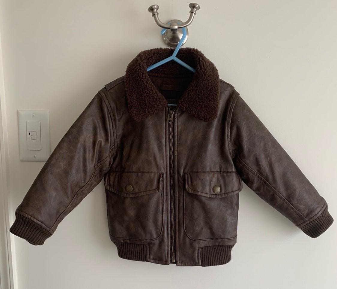 Toddler Coat / Bomber Jacket