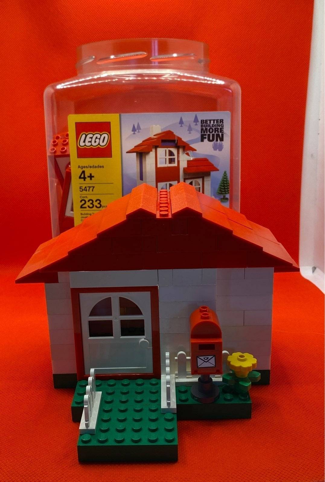 Lego Set 5477 House Creator Set