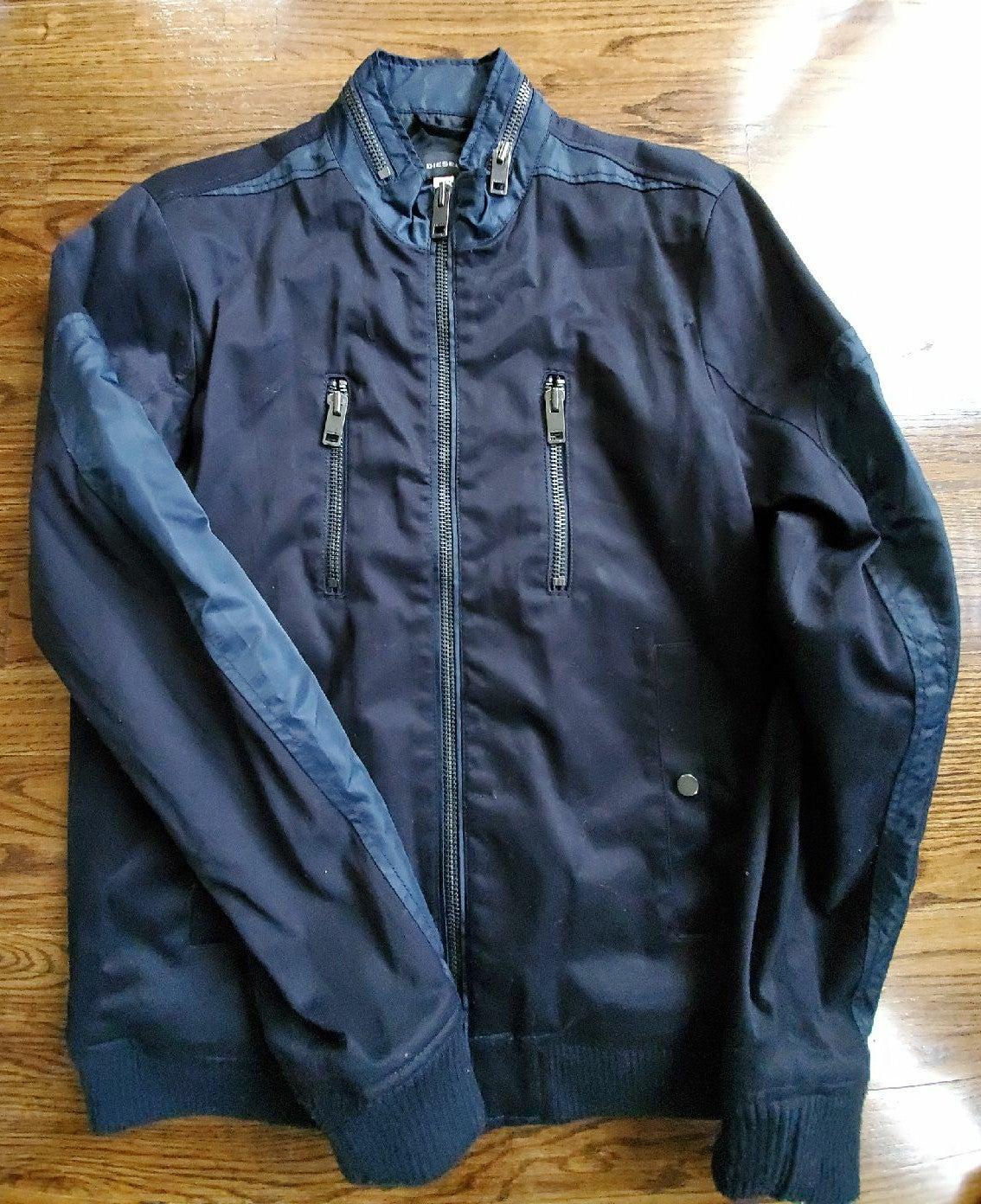 Diesel 5 pocket jacket