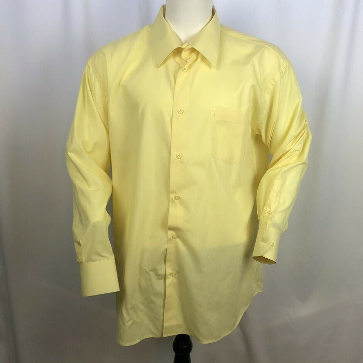Berlioni Italy Men's Dress Shirt