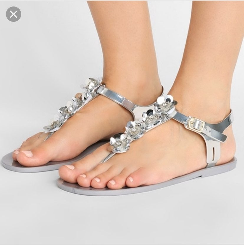 KATE SPADE Farrah Jelly Sandals