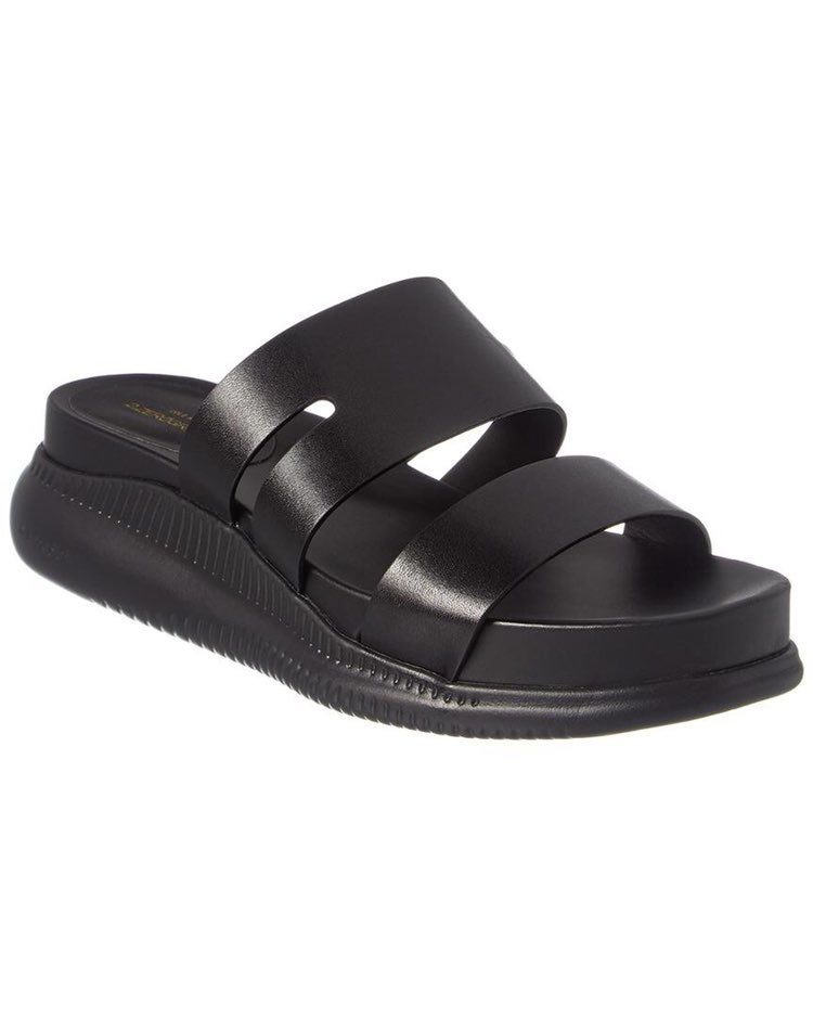 Cole Haan 2 Zerogrand Slot Sandals EUC