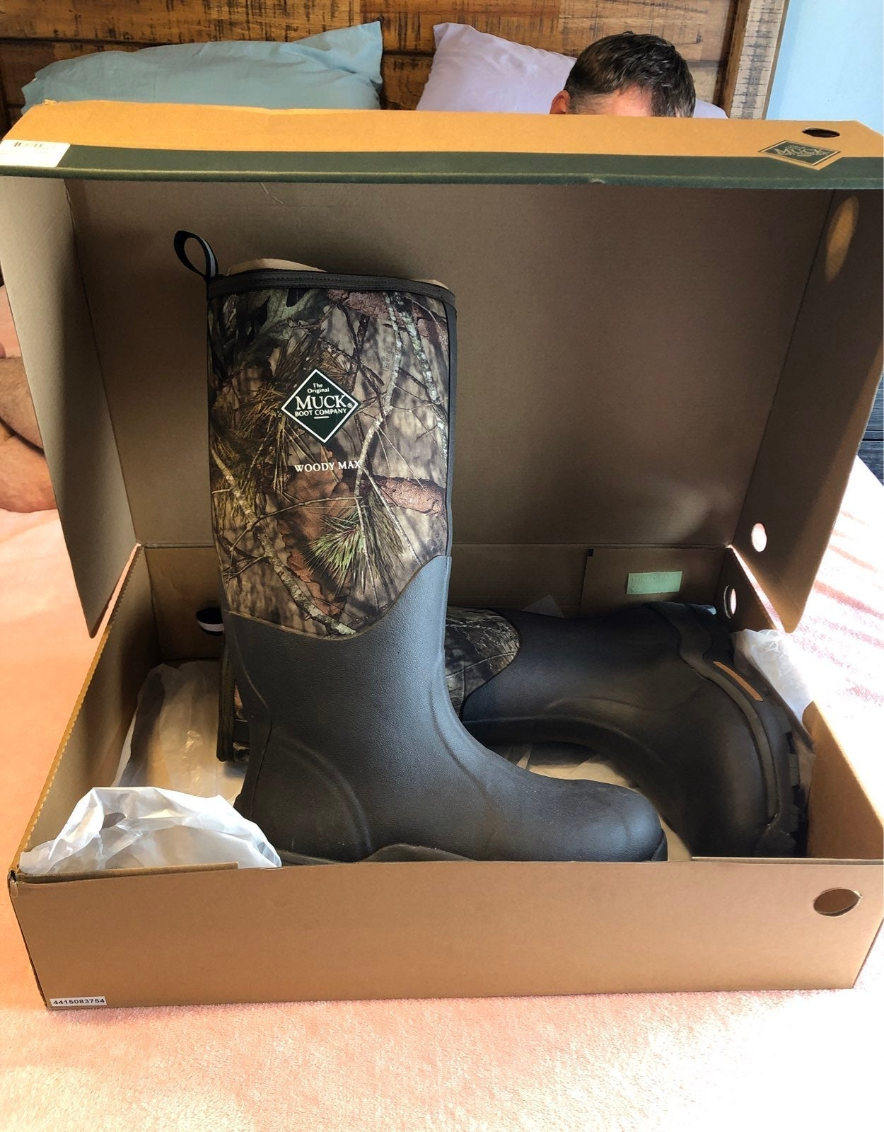 NEW Woody Max Muck Boots Men's 11