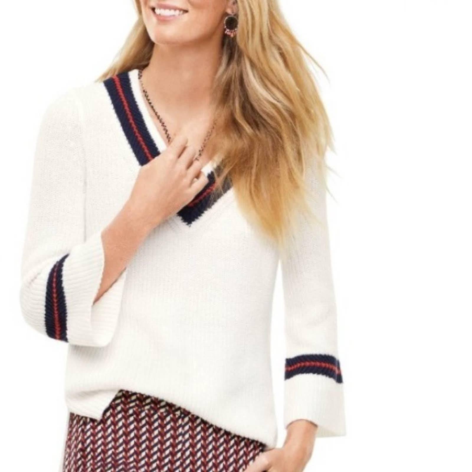 CAbi #5639 Ace Pullover Varsity Sweater