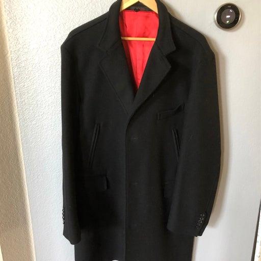 Custom Wool Trenchcoat