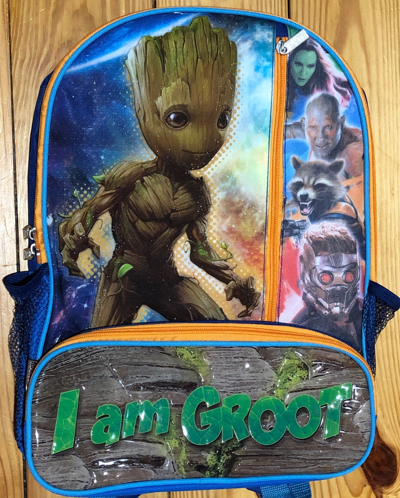 guardians of the galaxy backpack Bookbag