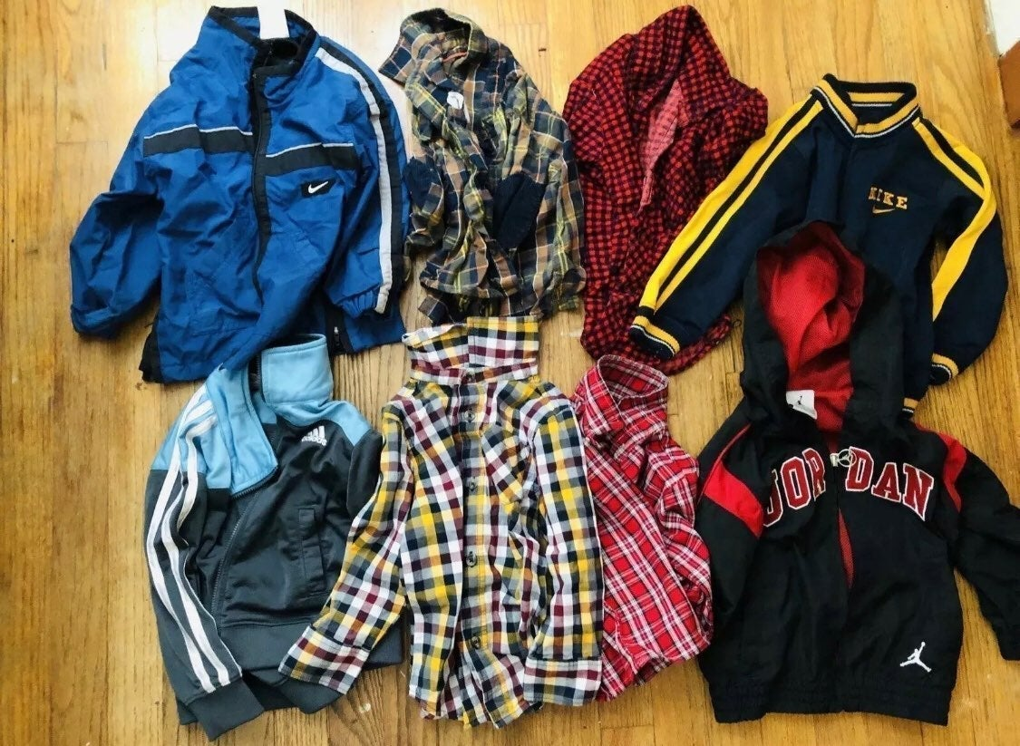 Lot Of Toddler Clothes (Nike, Jordan and