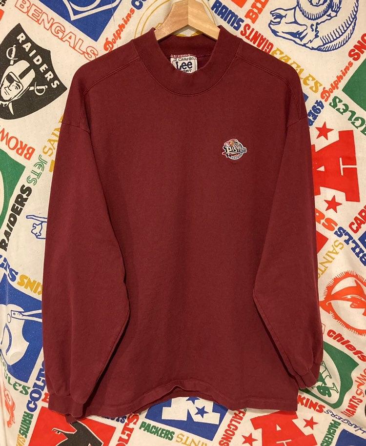 Vintage 90's Detroit Pistons Shirt