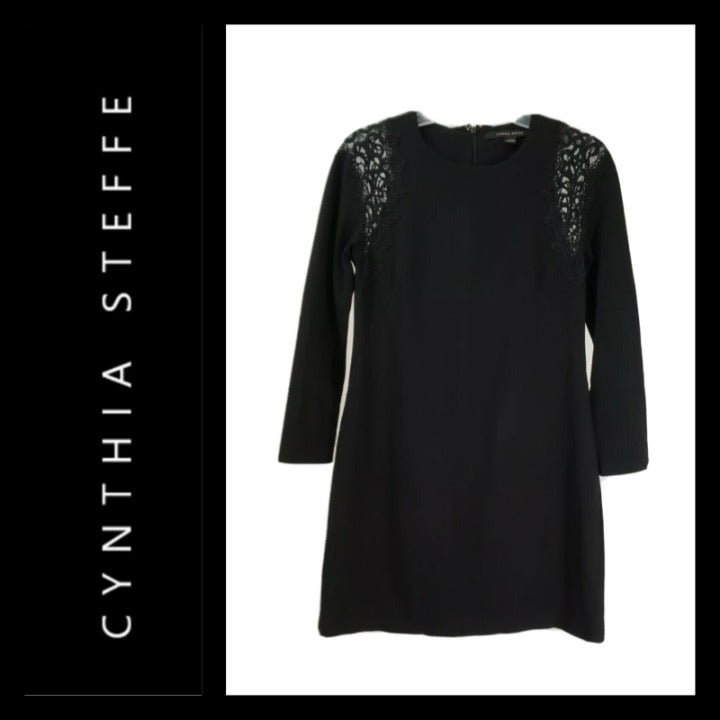 CYNTHIA STEFFE DRESS SMALL