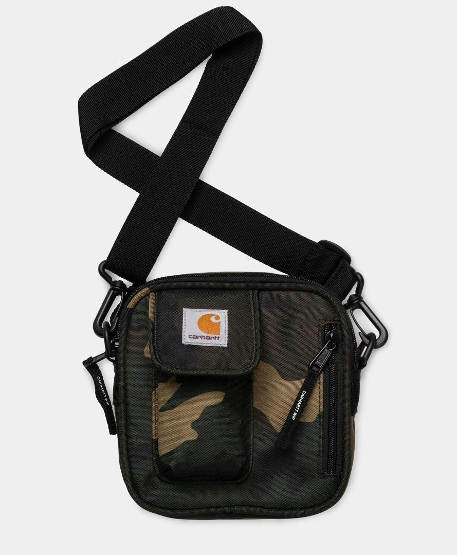CARHARTT WIP ESSENTIALS BAG CAMO NWT
