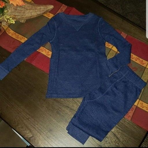 New Cuddl Duds Kids Long Underwear