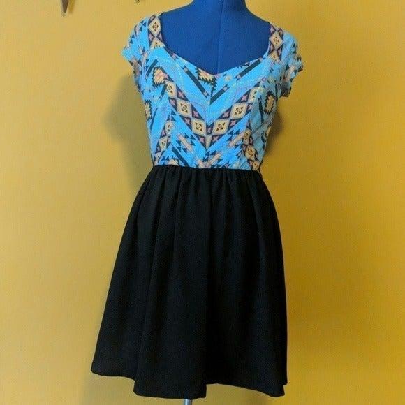 Jody of California Vintage style dress