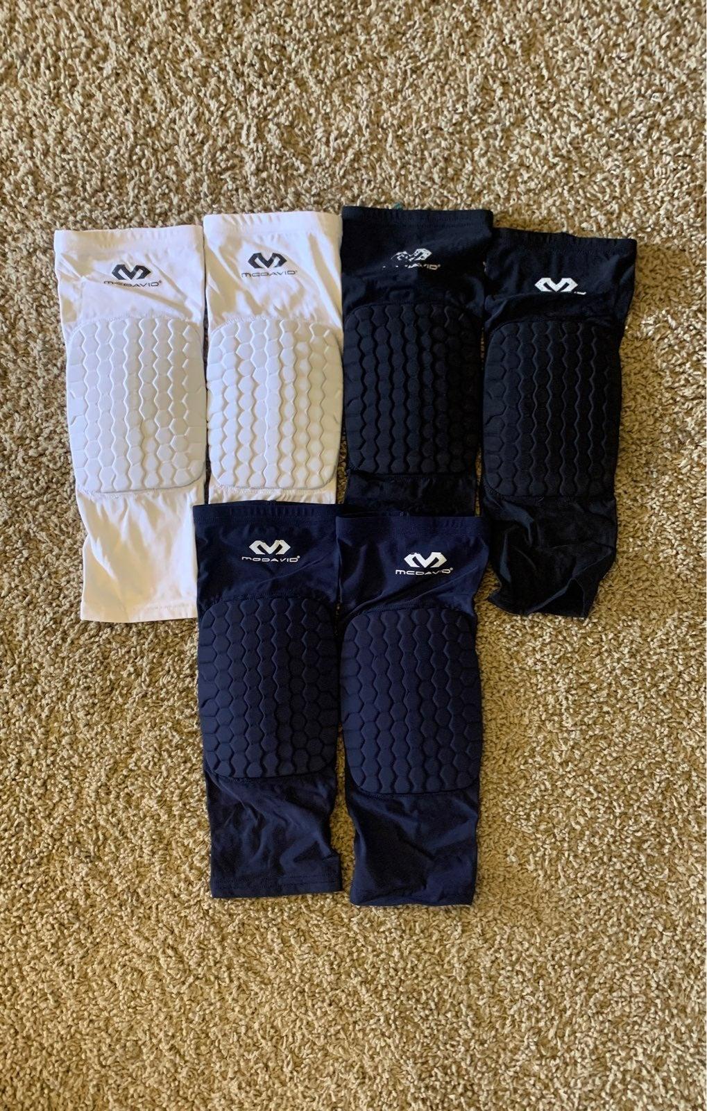 McDavid hex compression knee pads LG