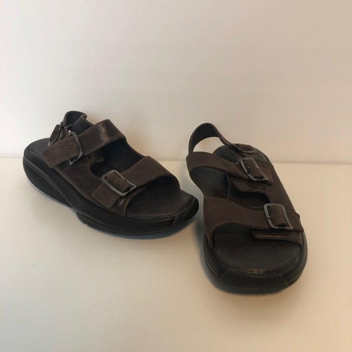 MBT Salama Choc Toning Comfort Sandals