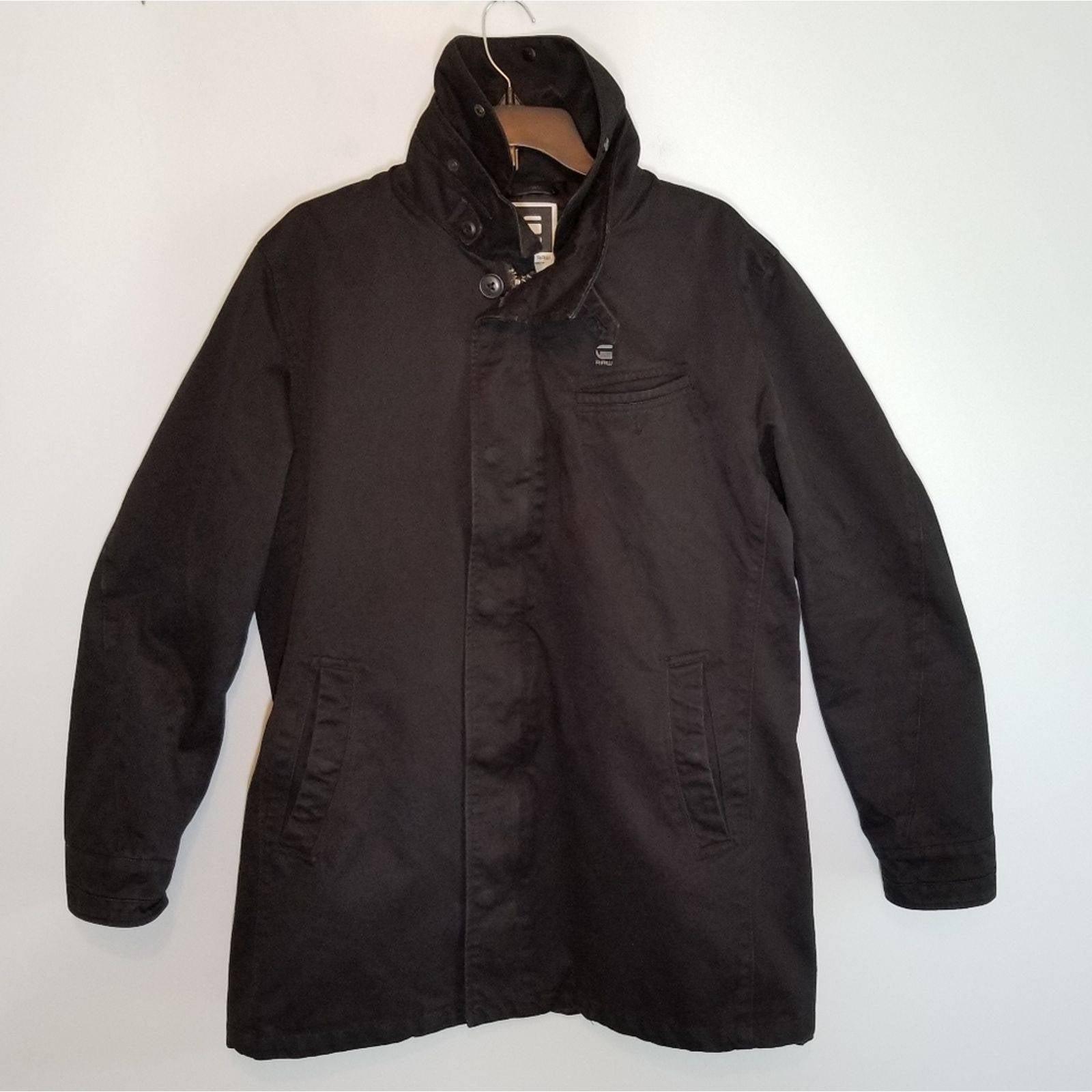 G-Star Raw jacket men's black size XXL