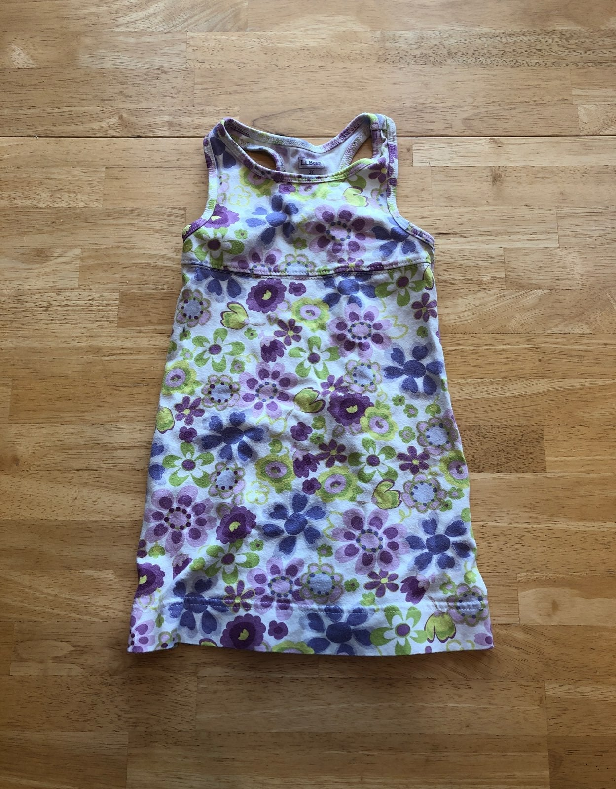 Girl's LL Bean Dress, size 3T