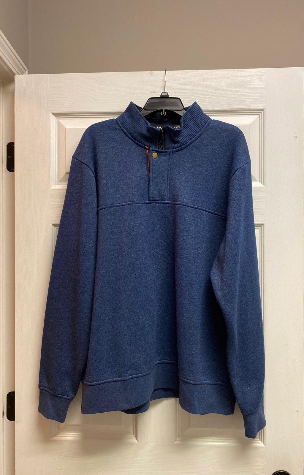 Orvis sweater 1/4 zip