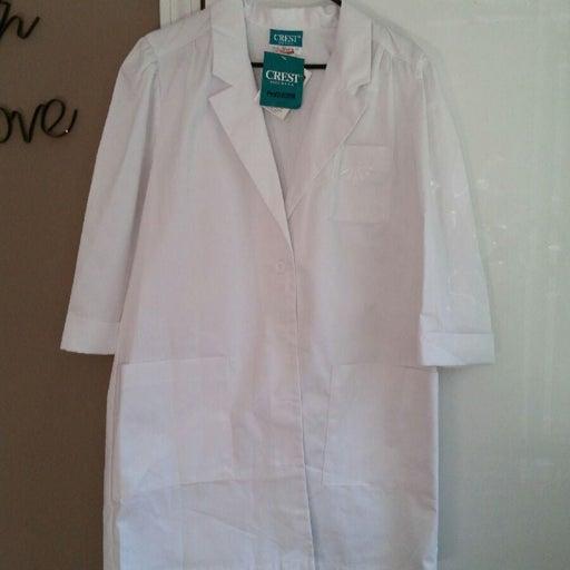 Brand new lab coat