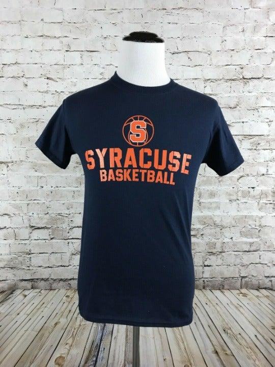 Syracuse Orange Basketball T-Shirt Small