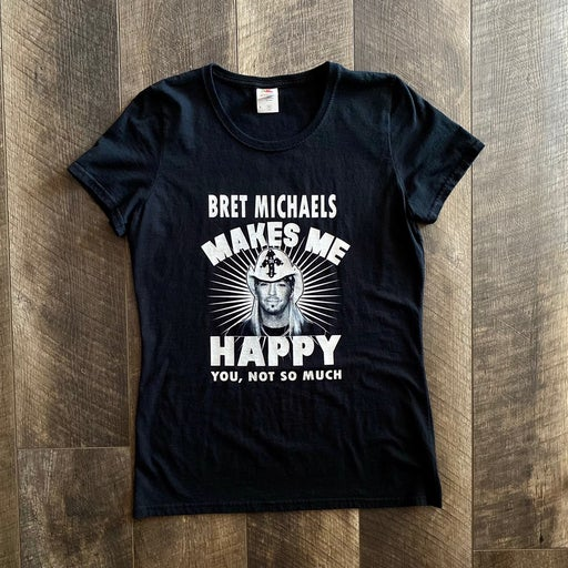 Bret Michaels T-Shirt