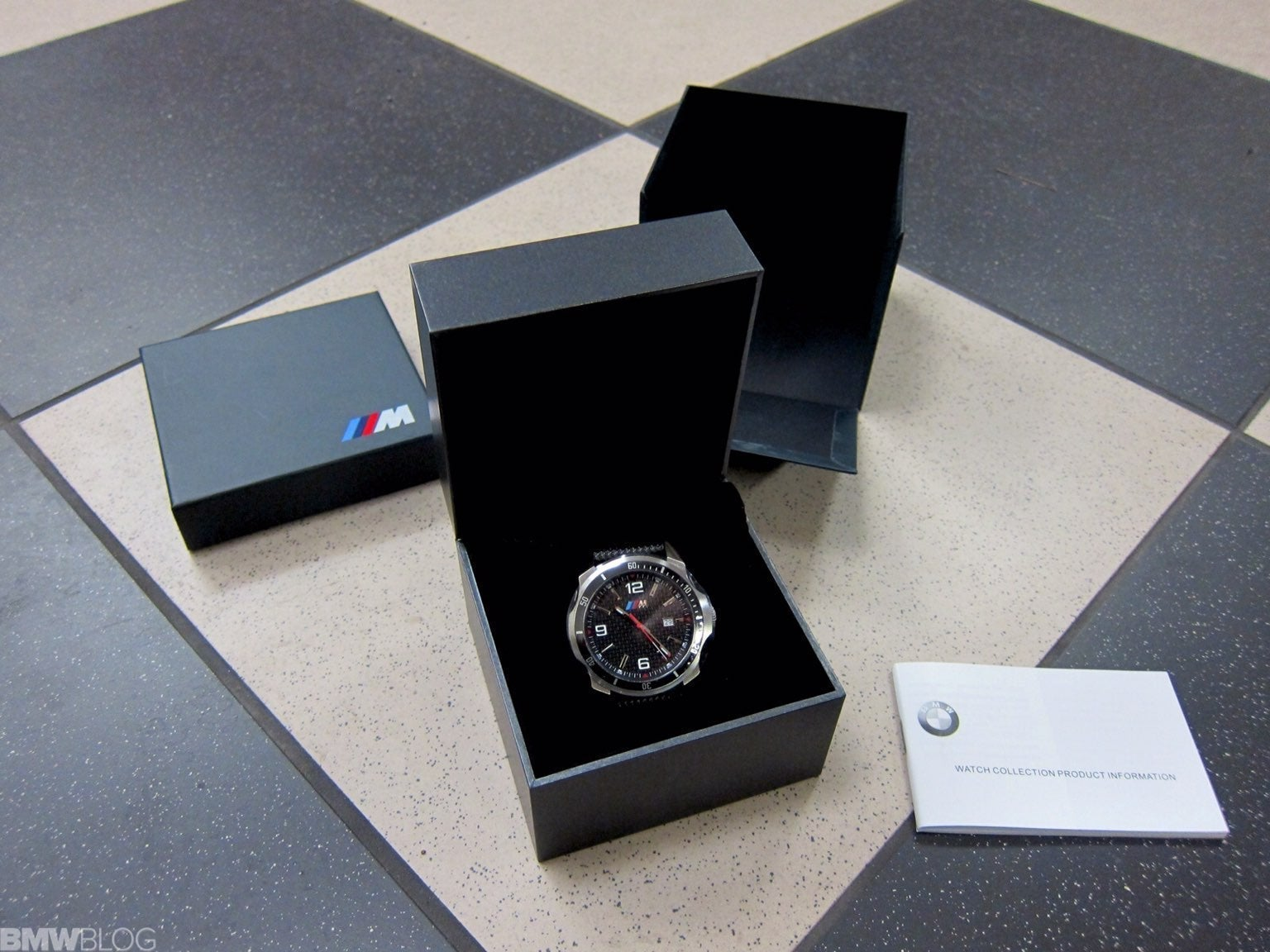 BMW Watch Case