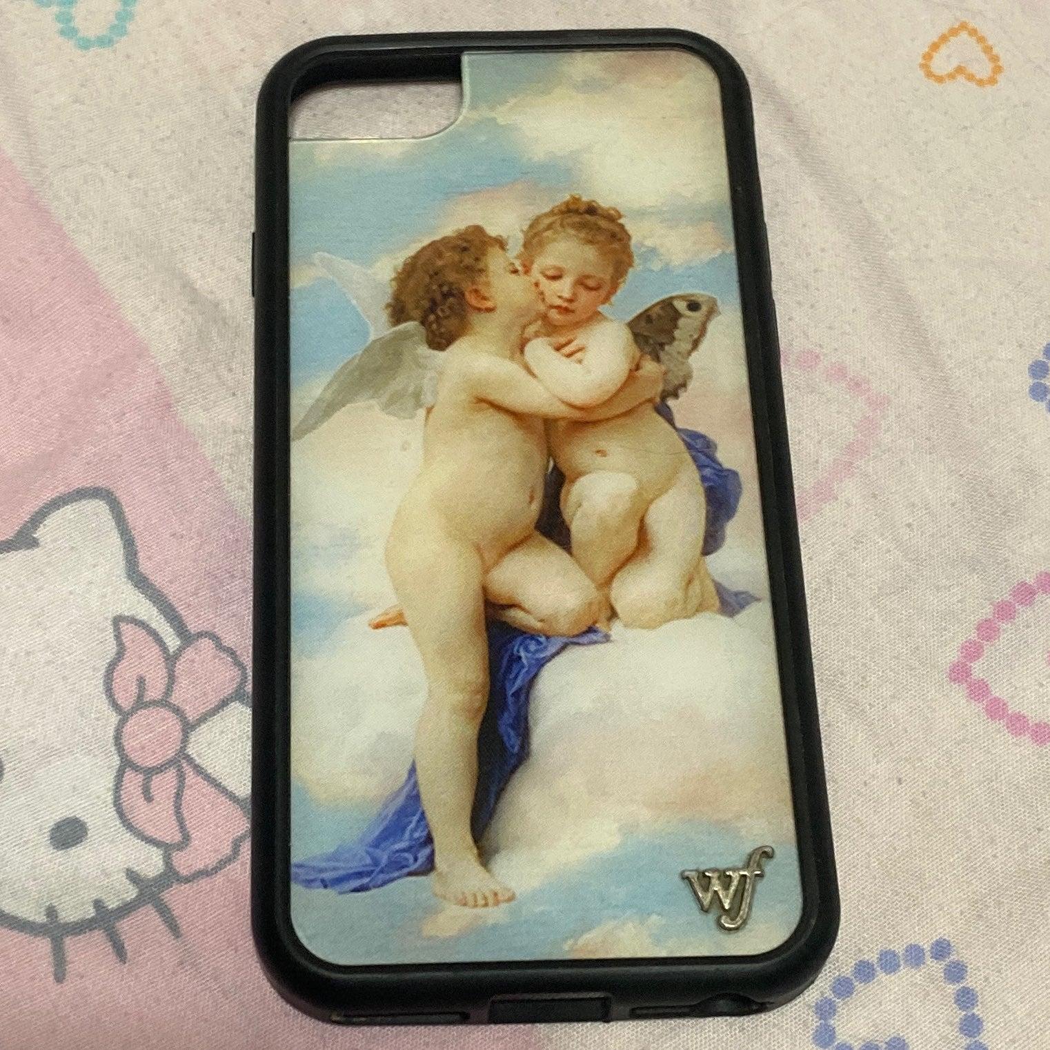 wildflower case iphone 6/7/8 cherubs