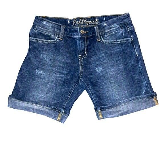 Bubblegum Denim Shorts Size 3/4