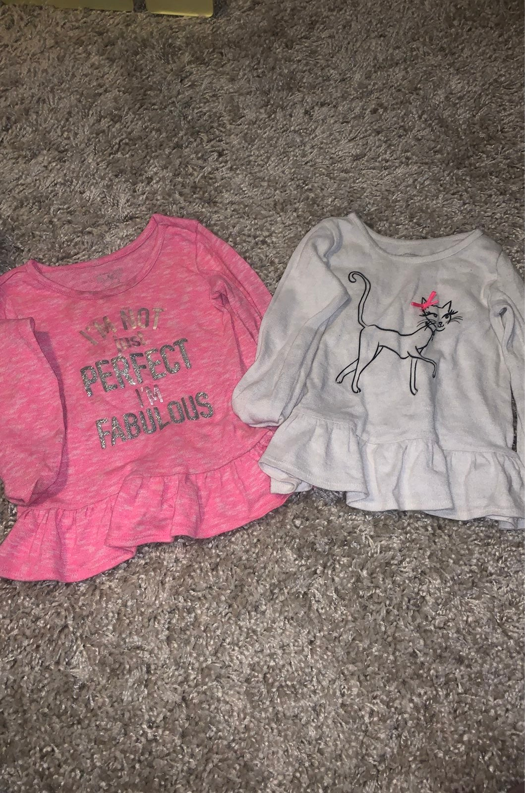 Childrens Place cute long sleeves