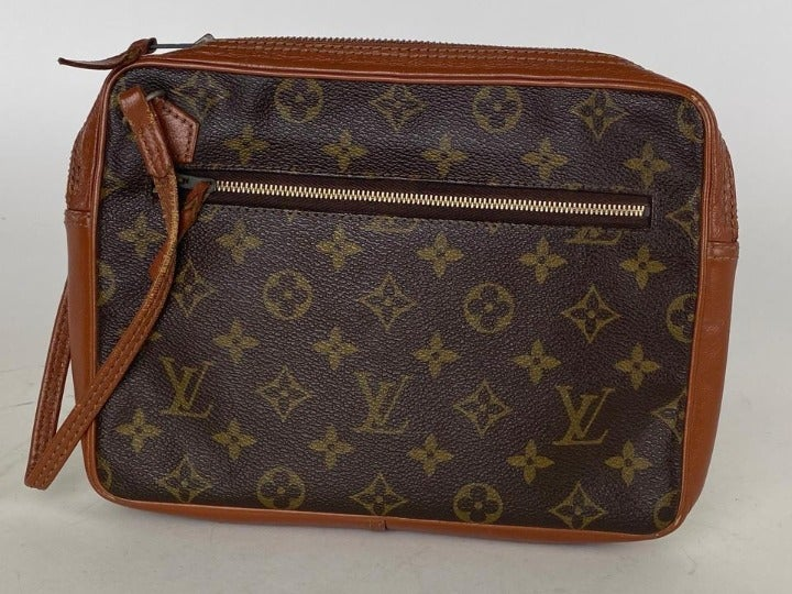 Louis Vuitton Monogram Wristlet Ultra
