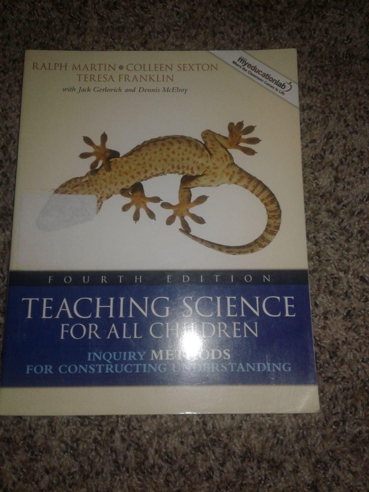 Teaching Science for All Children