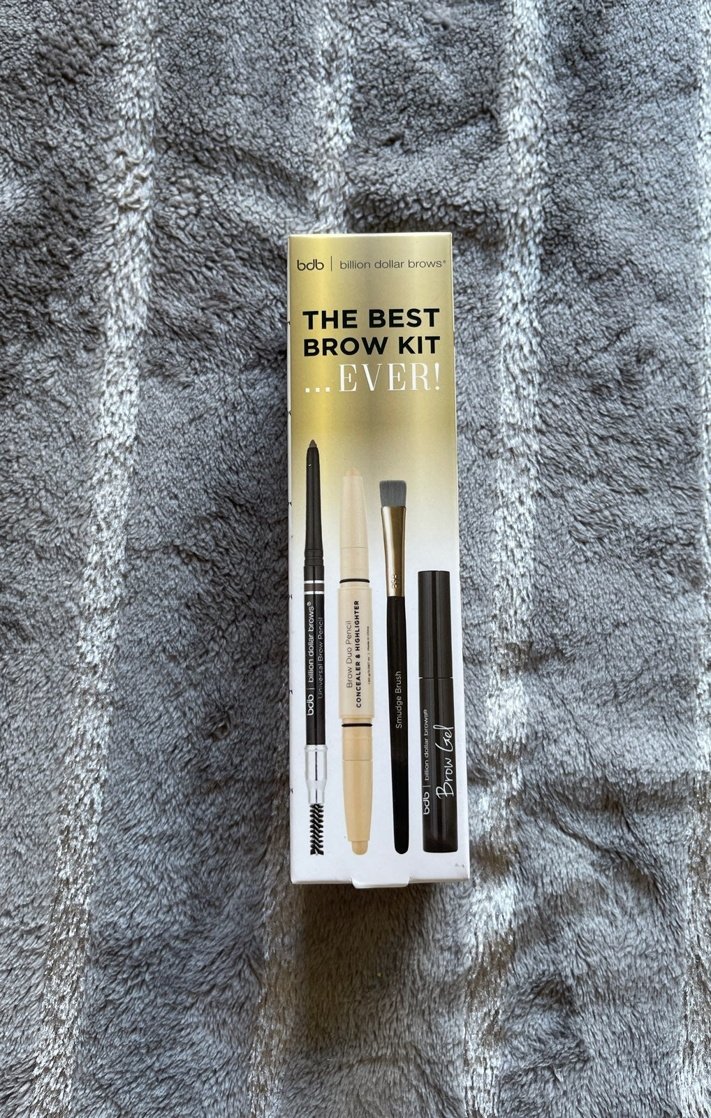 Billion Dollar Brows the best brow kit e