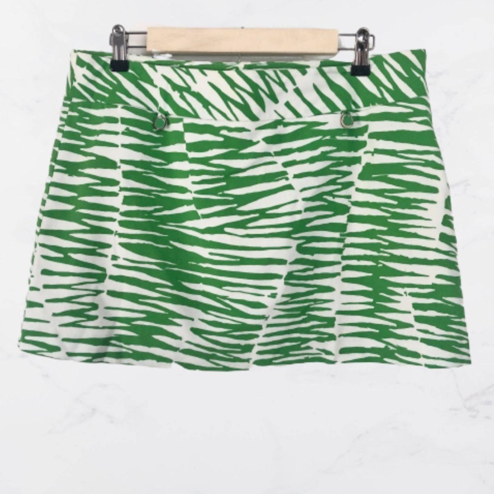 Trina Turk Los Angeles Mini Skirt-10