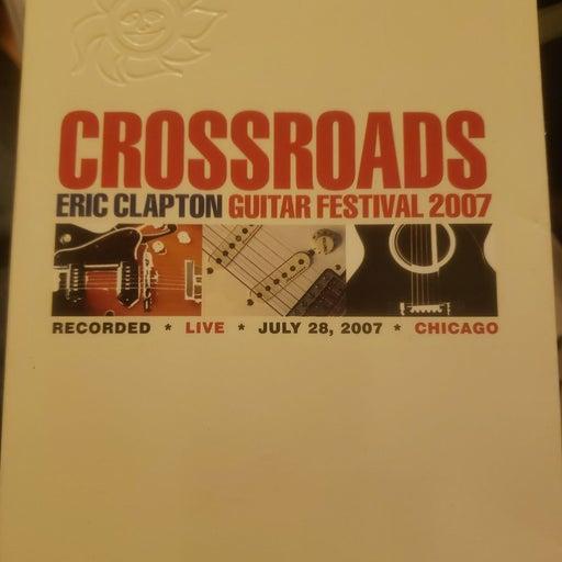 Crossroads: Eric Clapton Guitar Festival