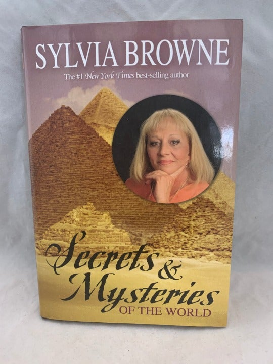 Sylvia Browne - Secrets & Mysteries Book