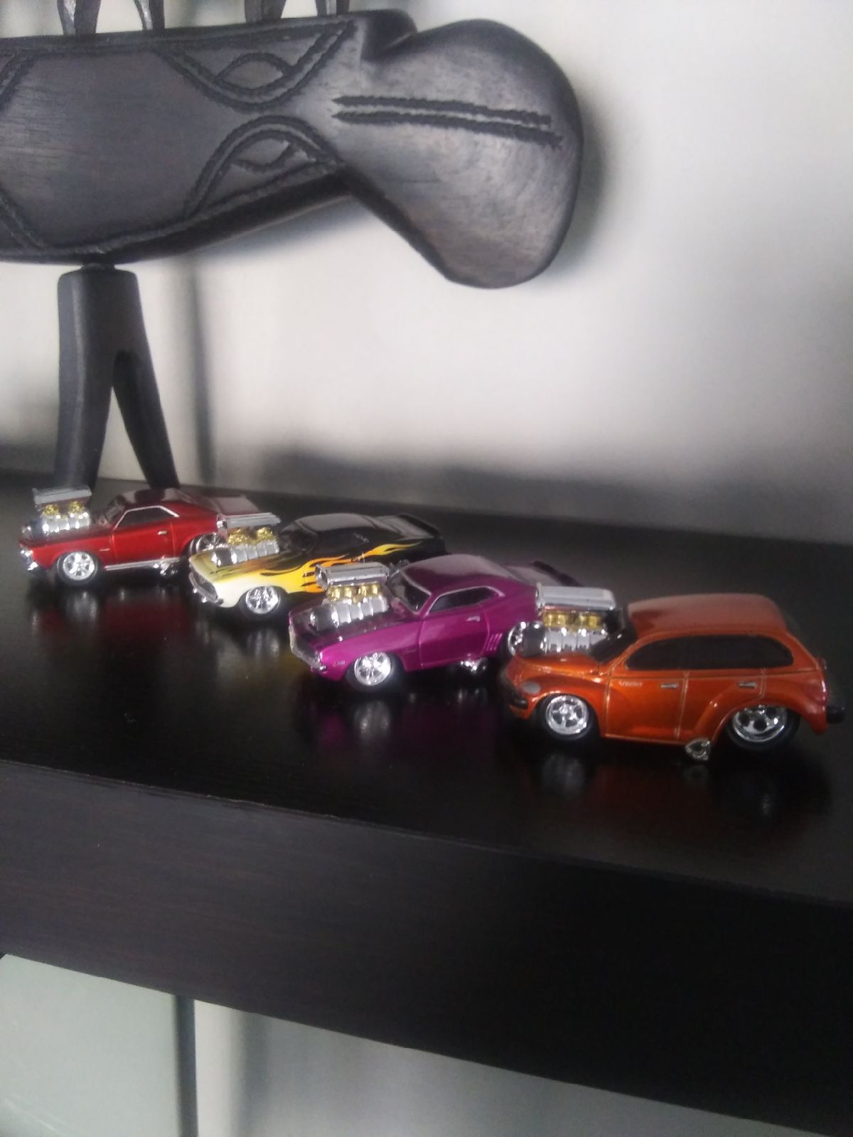Jada Toys muscle machines lot