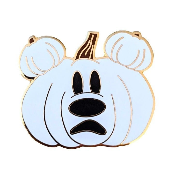 Mickey Mouse Disney Pin: Painted Pumpkin