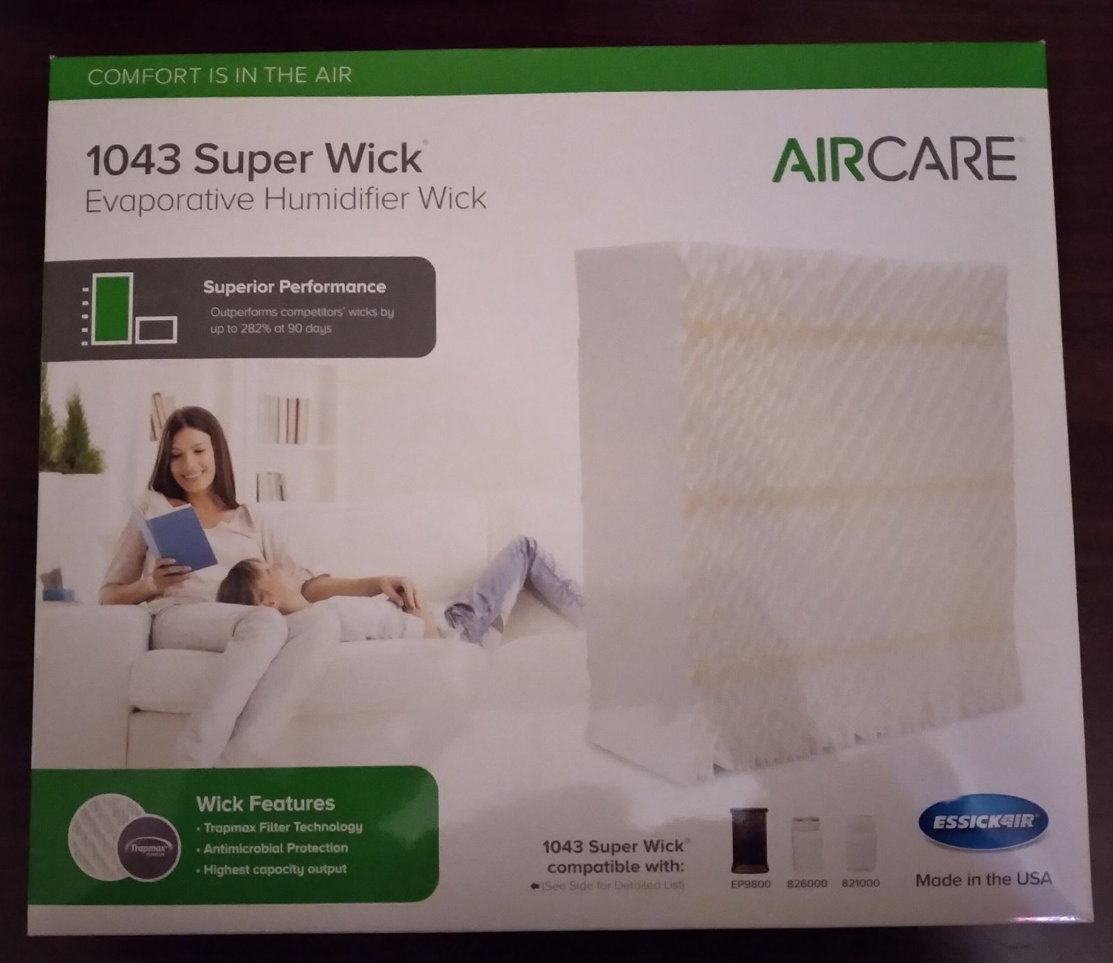 AIRCARE 1043 Super Wick on Mercari
