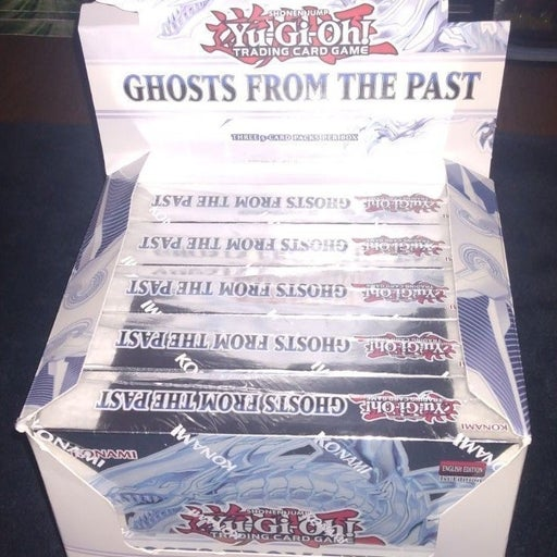 Yugioh Ghosts From The Past full display