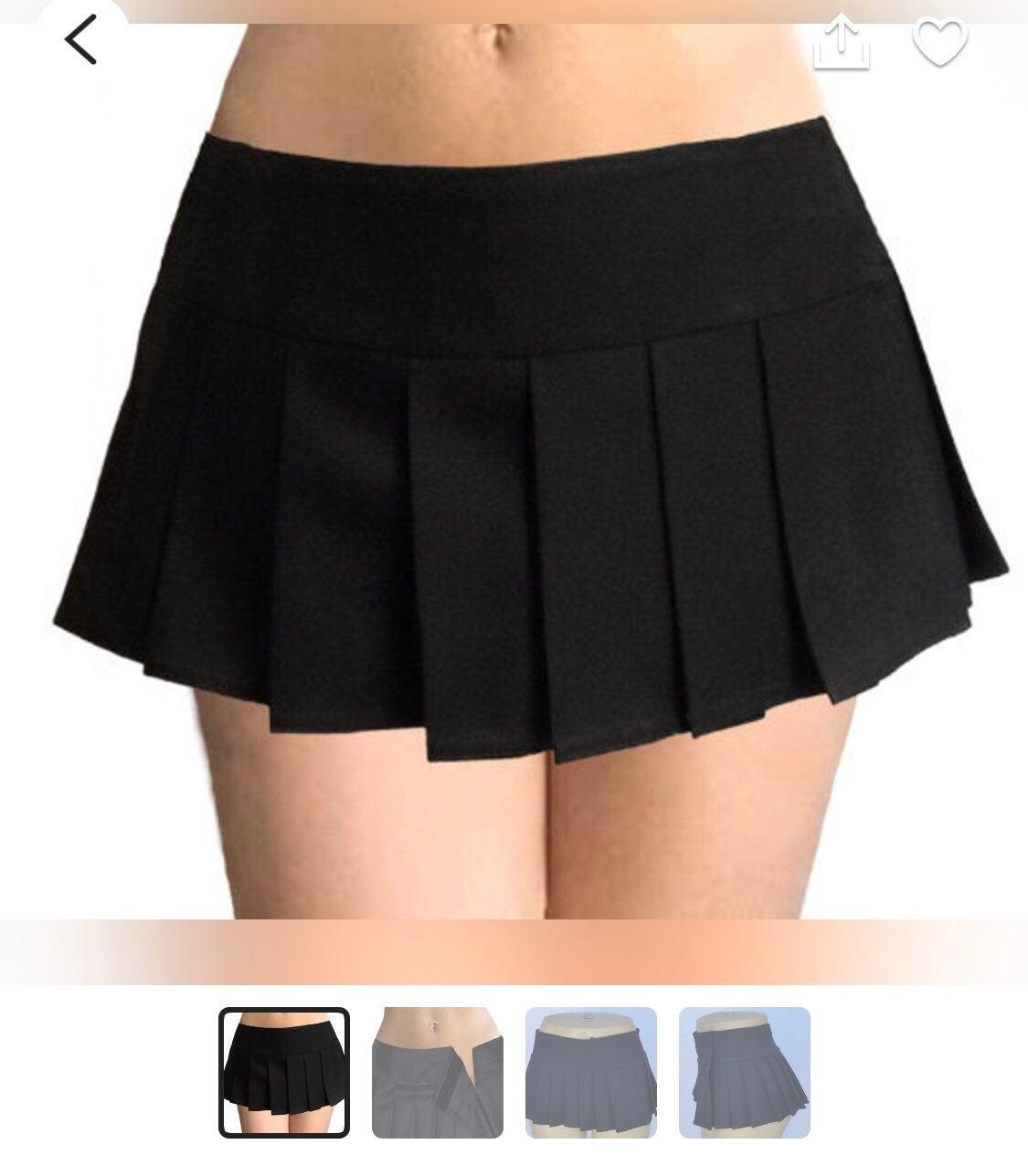 School girl Mini Skirt