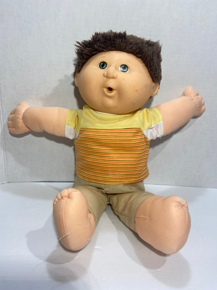 1990 Cabbage Patch First Ed Boy Doll