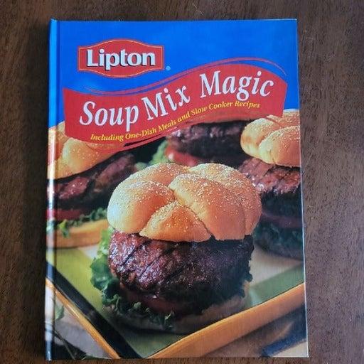 Lipton Soup Mix Magic 2001