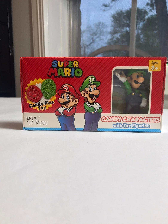 Nintendo SuperMario Candy plus Toy